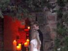 Veja as fotos do casamento de Avril Lavigne na França
