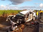 Homem morre em acidente entre carro e caminhão no interior de AL