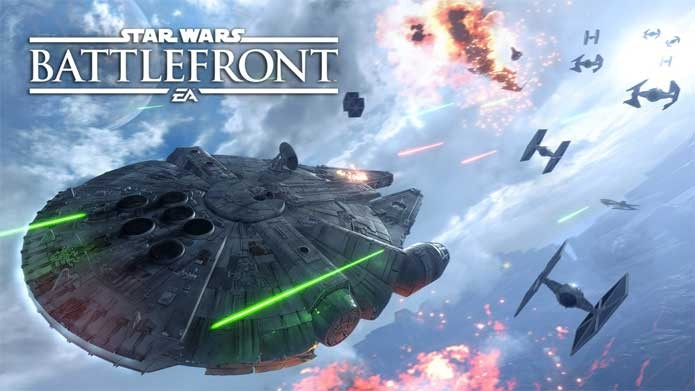 Star Wars Battlefront é o grande lançamento da semana (Foto: Divulgação/EA)