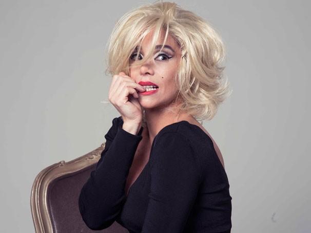 Danielle WInits como Marilyn Monroe (Foto: divulgação)