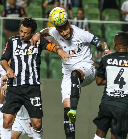 rota longa (Bruno Cantini/Atlético-MG)