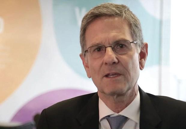 Martin Glogowsky, presidente da Funcesp (Foto: Reprodução/YouTube)