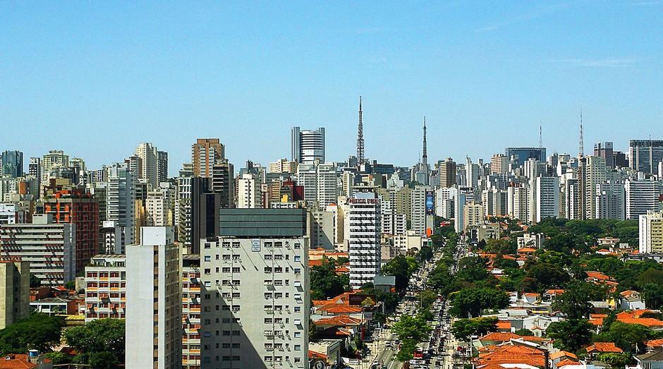 Avenida Rebouças, em São Paulo (Foto: Divulgação)