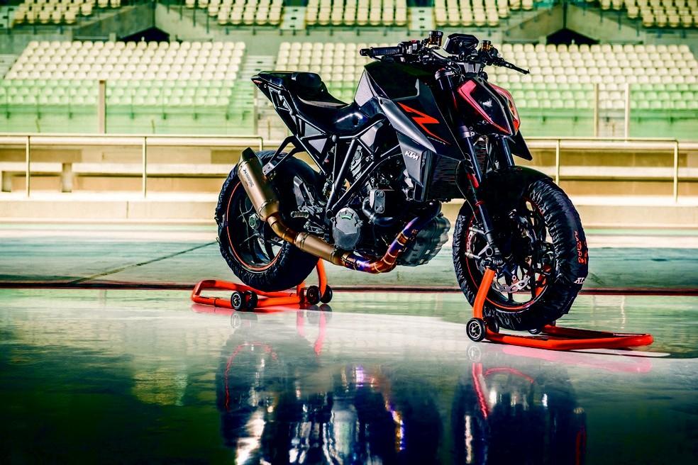 KTM 1290 Super Duke R (Foto: Divulgação)
