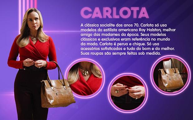 Carlota  (Foto: Boogie Oogie/TV Globo)