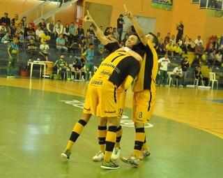 Falcão, Sorocaba x Assoeva, Sorocaba, Futsal, Assoeva, LNF (Foto: Facebook / Magnus Futsal)
