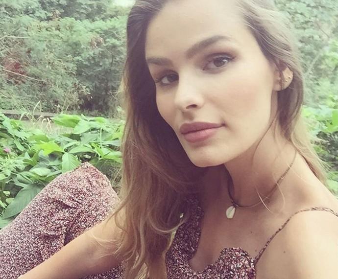 Yasmin Brunet lança campanha na web e debate padrões de beleza (Foto: Arquivo Pessoal)