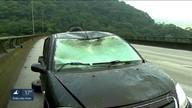 Quinta-feira (22) é de acidentes fatais nas estradas do estado