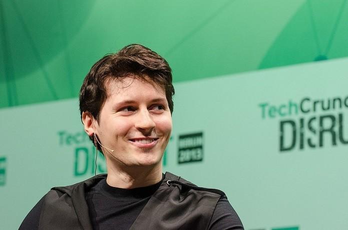 Pavel Durov é criador da maior rede social da Russia (Reprodução/International Business Times)