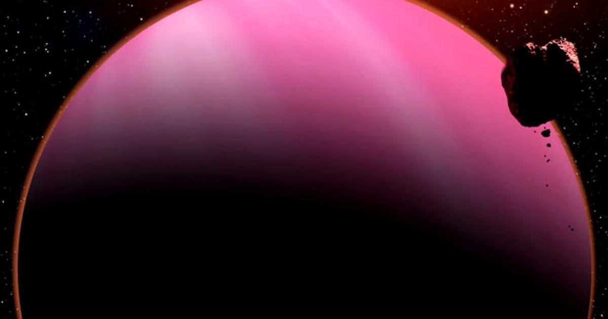 Cientistas americanos detectam água na atmosfera de exoplaneta