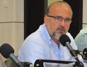Sérgio Meira, secretário de esportes de João Pessoa (Foto: Cadu Vieira / Globoesporte.com/pb)