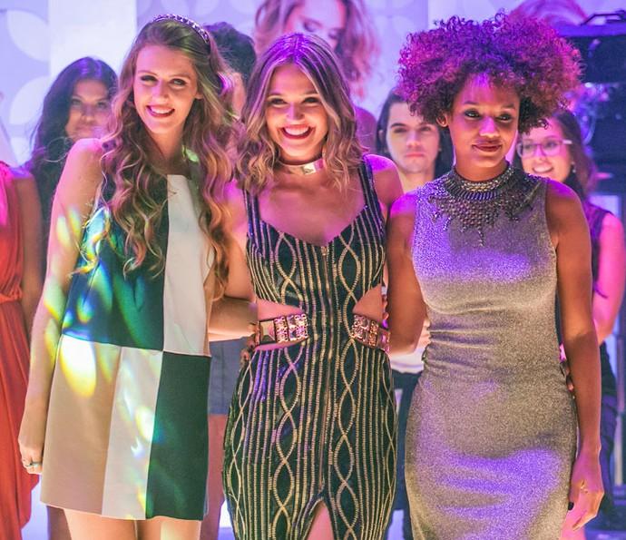 Adele se mudará do Rio de Janeiro para viver seu amor com Clara (Foto: Paulo Belote/Globo)