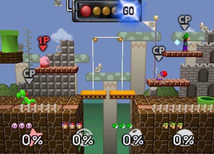 Super Smash Bros. (Foto: Reprodução)