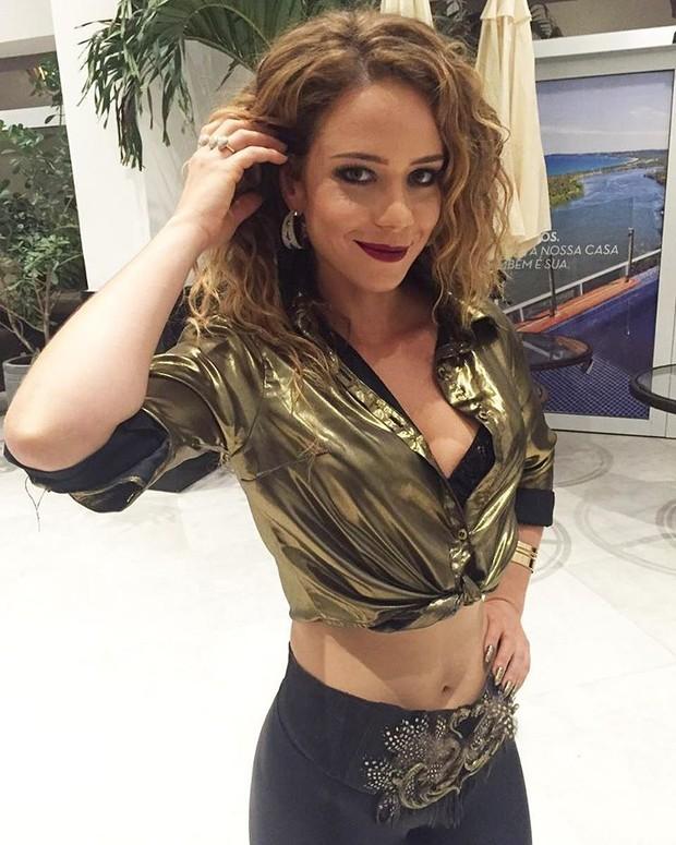 Leandra Leal (Foto: Reprodução/Instagram)