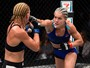 """Felice Herrig sente pouca visibilidade: """"Não sou jovem e bonita para o UFC"""""""