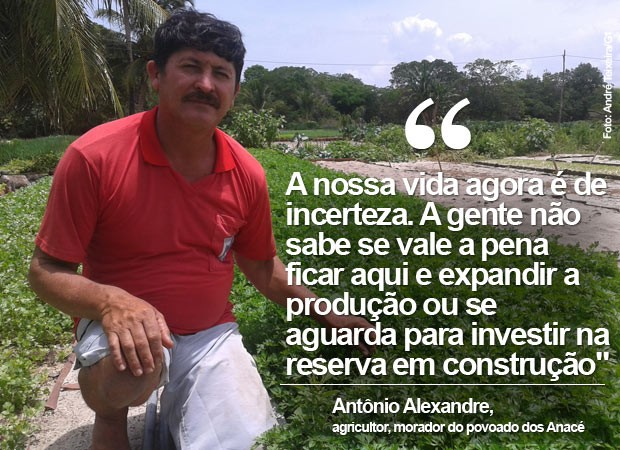 Antonio Alexandre (Foto: André Teixeira/G1)