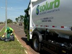 Consrcio inicia trabalho de coleta e destinao de lixo em Campo Grande