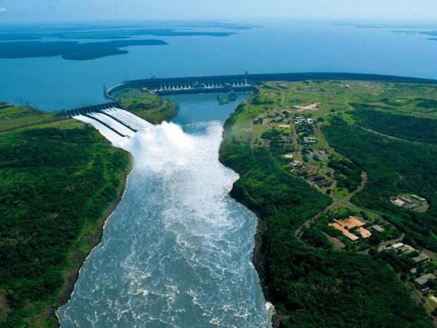 Itaipu estabeleceu uma nova marca mundial para o setor (Foto: Itaipu/Divulgação)