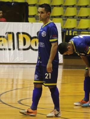 Leandrinho, Dracena, futsal, Liga Paulista de Futsal (Foto: Liga Paulista de Futsal / Divulgação)
