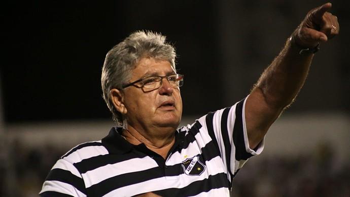 Geninho técnico do ABC (Foto: Frankie Marcone/ABC)