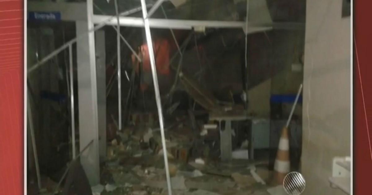 G1 - Cinco suspeitos de assalto a banco em Inhambupe são presos ... - Globo.com