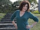 Betty Faria celebra a volta à TV e a recuperação da saúde