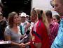 Equipe do SporTV se emociona com o carinho dos colombianos em cortejo