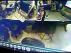 Policial é baleado durante assalto a casa lotérica em Cabedelo, na Paraíba