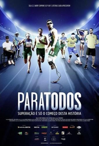 Cartaz do filme 'Paratodos' (Foto: Divulgação)