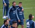 """Higuaín revela choro e afirma: """"Nunca vão me fazer duvidar do que eu sou"""""""