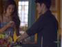 Teaser: Luciana recebe uma ligação de Pedro