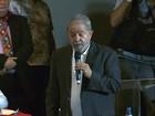 'A economia a gente resolve amanhã; evitar o golpe, é hoje', diz Lula em SP