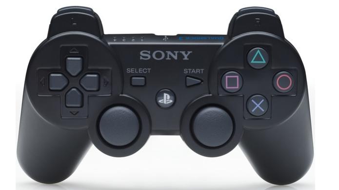 DualShock 3 era bem diferente (Foto: Divulgação) (Foto: DualShock 3 era bem diferente (Foto: Divulgação))