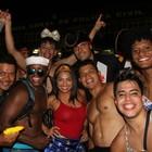 Bloco das Piranhas reuniu mais de 100 mil (Diego Toledano/G1 AM)