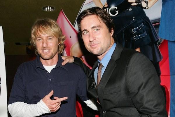Os irmãos Owen Wilson e Luke Wilson  (Foto: Getty Images)