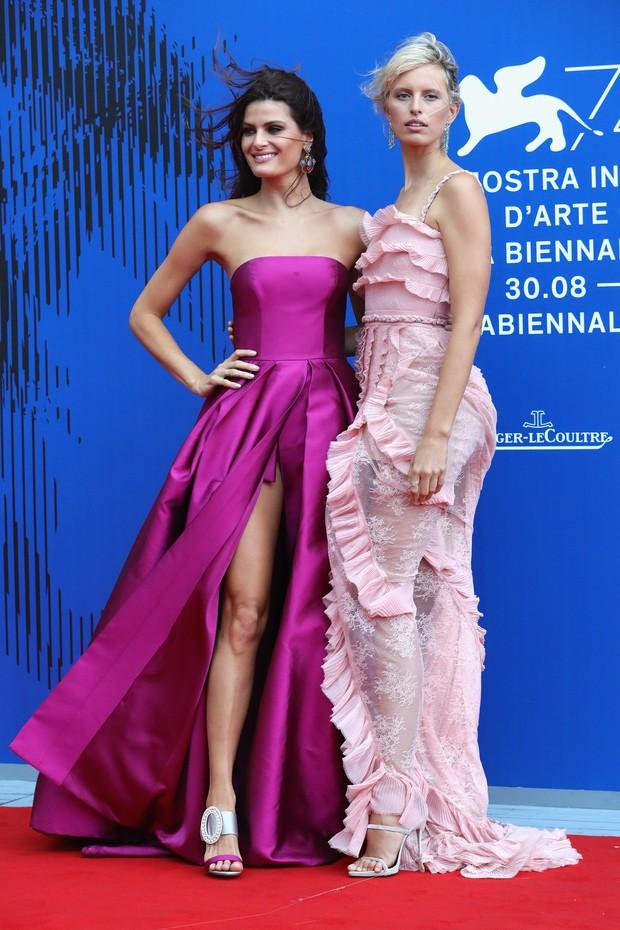 Isabeli Fontana e Karolina Kurkova  (Foto:  Vittorio Zunino Celotto/Getty Images)