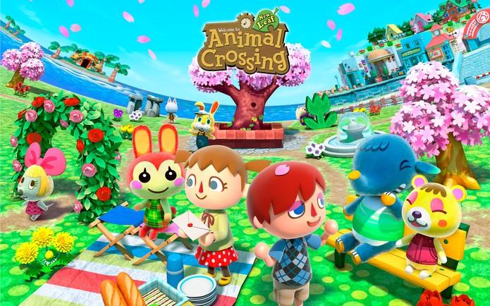 Animal Crossing New Leaf exige bastante dedicação dos jogadores (Divulgação/Nintendo) (Foto: Animal Crossing New Leaf exige bastante dedicação dos jogadores (Divulgação/Nintendo))