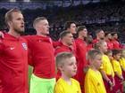 Inglaterra é a única seleção que tem os 23 jogadores atuando no país