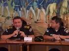 Comandante-geral diz que PMs do RJ podem participar de protestos
