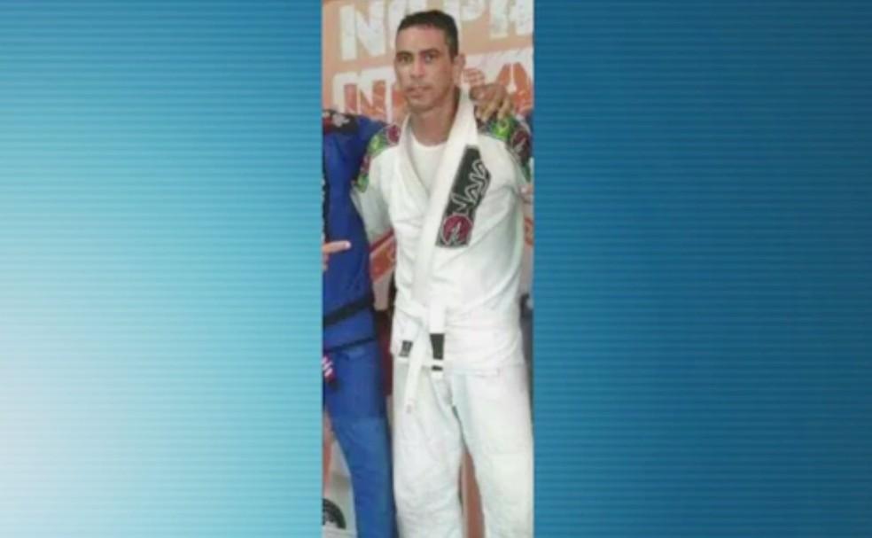 Ex-lutador de jiu-jitsu, Guilherme Ely Figueiredo da Silva, de 36 anos, estava preso no Pavilhão 4 de Alcaçuz quando estourou a rebelião (Foto: Arquivo da família)