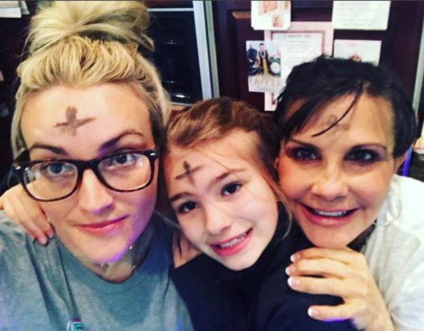 Jamie Lynn Spears, Maddie e Lynne Spears (Foto: Reprodução)