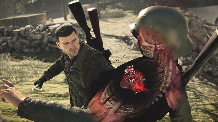 Sniper Elite 4 traz algumas das mais violentas execuções dos games graças a sua câmera de raios X (Foto: Reprodução/GamesRadar)