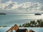 Juliana Paes relembra viagem à Austrália: 'Já quero chorar'