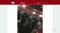Sessão de cinema em Vitória tem confusão por causa de lugares marcados