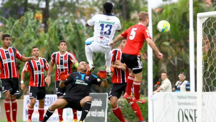 São Bento x Botafogo-SP, Jader, pela Copa Paulista (Foto: Jesus Vicente / EC São Bento)