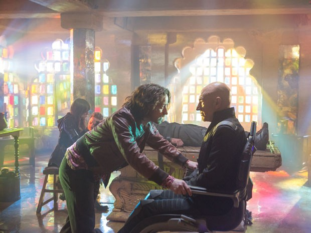 Cena de 'X-Men: Dias de um futuro esquecido' (Foto: Divulgação)