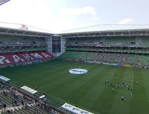 Estádio Independência (Foto: Reprodução/TV Globo)