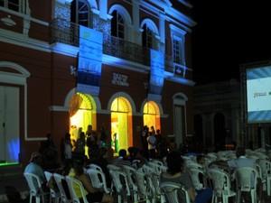 Assim como a última edição, Festival de Cinema Universitário acontece em Penedo. (Foto: Divulgação/ Ufal)
