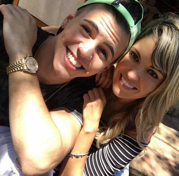 Biel e Kelly Maria no Mix: diversão na certa (Foto: Reprodução/ Instagram)