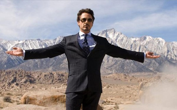 Robert Downey Jr. como Tony Stark (Foto: Divulgação)
